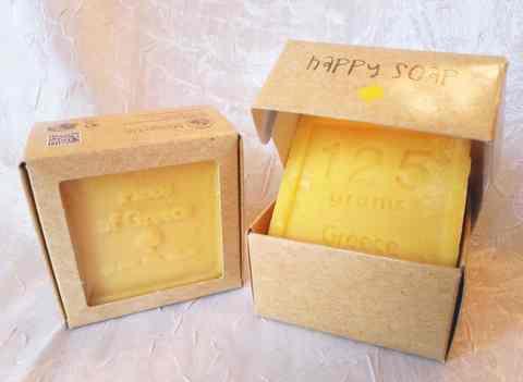 Piece of Greece Happy soap