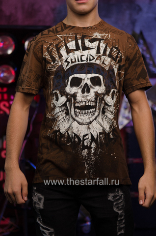 Футболка Affliction Suicidal Tendencies 90