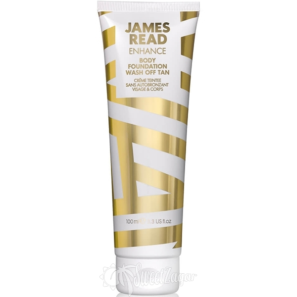 Смываемый загар James Read Enhance Body Foundation Wash Off Tan 100 мл