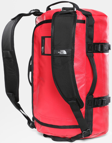 Картинка баул The North Face Base Camp Duffel Xs Red/Tn - 2