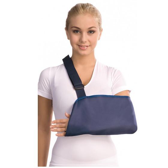 Повязки дезо (фиксирующие) для рук после травм Бандаж плечевой поддерживающий (косынка) Т-8102 105872890_w640_h640_t_8102.jpg