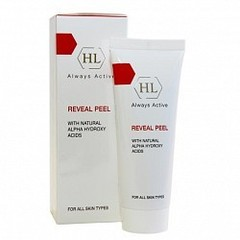Holy Land REVEAL PEEL WITH NATURAL ALPHA HYDROXY ACIDS пилинг-гель 75 мл