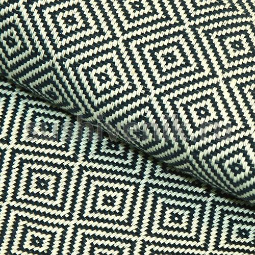 Пештемаль Мозаика (черный)