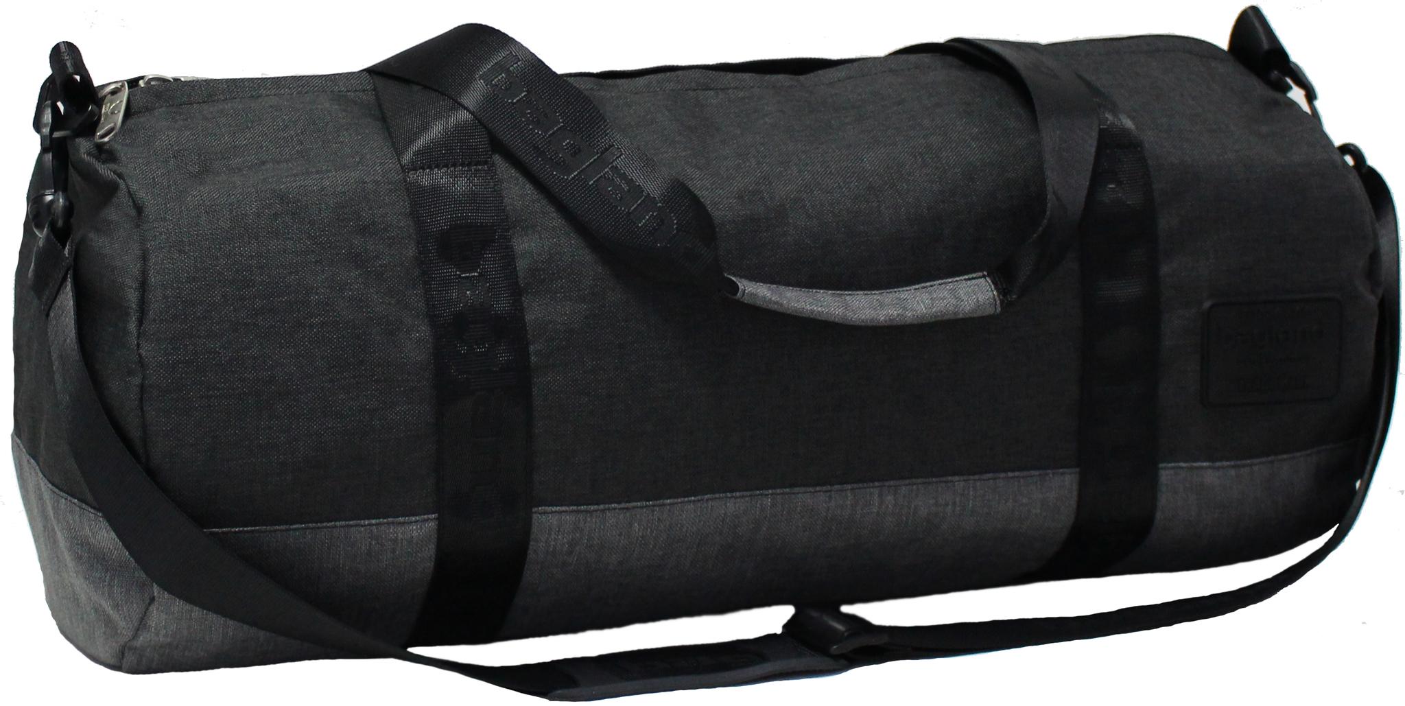 Спортивные сумки Сумка Bagland Staff 30 л. Чёрный/серый (0030069) IMG_1450.JPG