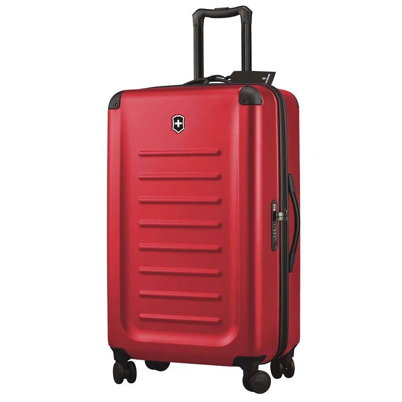 Чемодан средний Victorinox Spectra 2.0, красный, 78х48x28 см., 73 л. (31318503) | Wenger-Victorinox.Ru