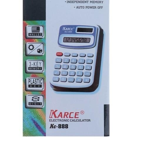 Калькулятор карманный 8-разрядный