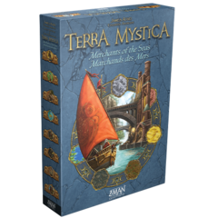 Terra Mystica: Merchants of the Seas (на немецком языке)