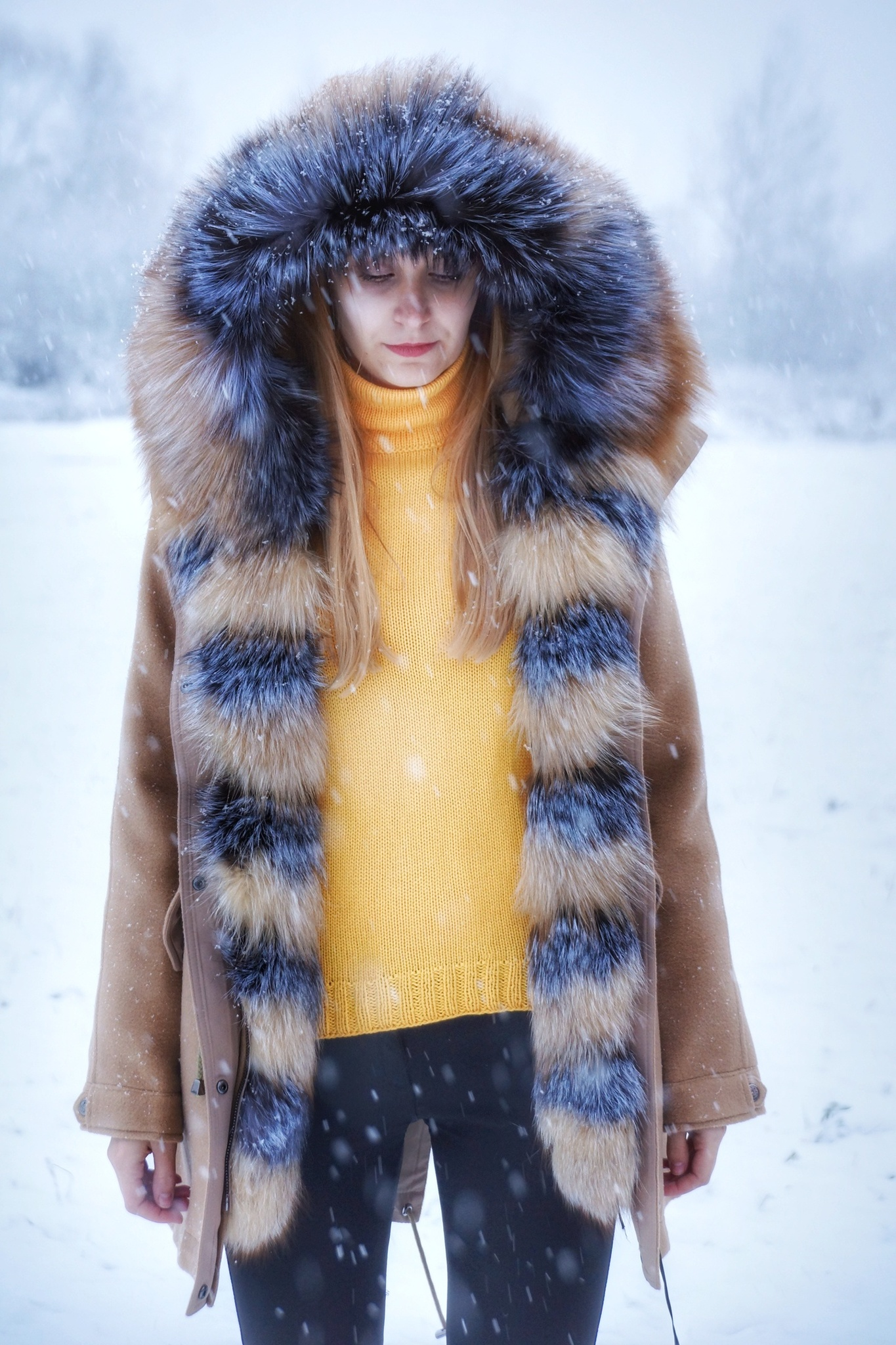 Парка женская  Katie Melua