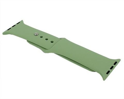 Ремешок для Apple Watch 38mm/40mm силиконовый | мята