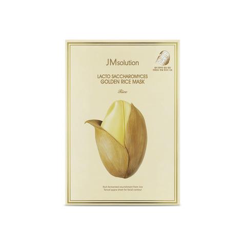 JMsolution Маска с ферментами золотого риса JMsolution Lacto Saccharomyces Golden Rice Mask,30 мл.