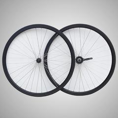 Покрышка велосипедная безвоздушная, безкамерная, антипрокольная 700C×23C