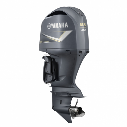 Лодочный мотор Yamaha F350 AETX