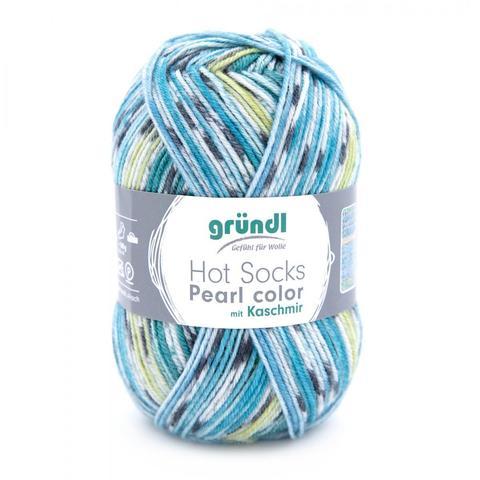 Gruendl Hot Socks Pearl Color 02  Купить - www.knit-socks.ru