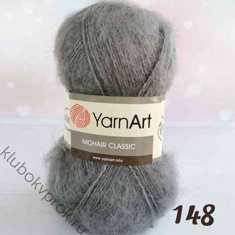 YARNART MOHAIR CLASSIC 148,