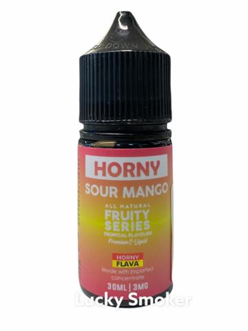 Жидкость Horny 30 мл Sour Mango