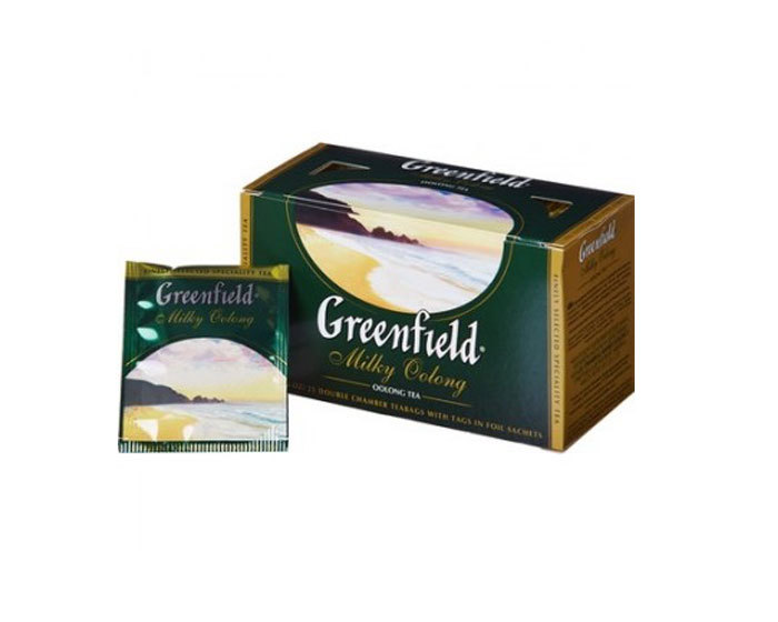 Greenfield Milky oolong, 25 пак/уп