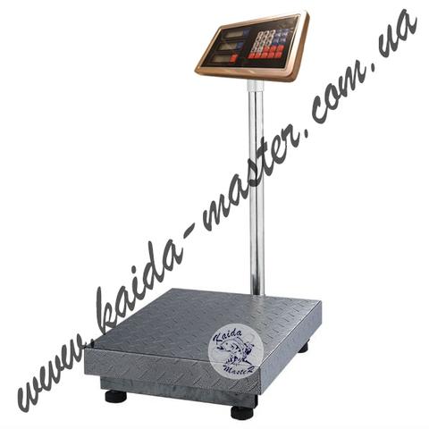 Электронные торговые весы до 150 кг