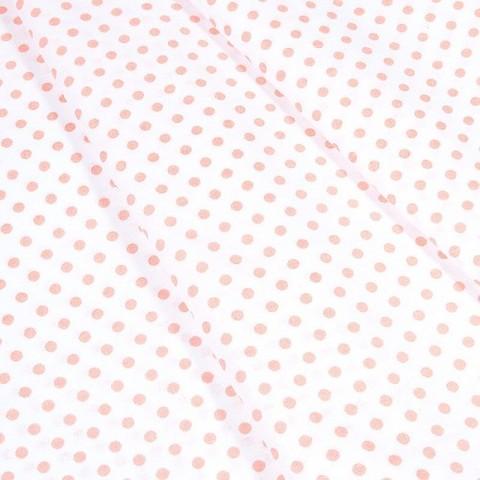 Бязь плательная 150 см 1359/24А цвет персик