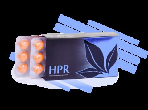 APL. Леденцы-карамель HPR для защиты и восстановления печени
