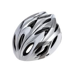 Велошлем Cigna WT-012 (чёрный/серый/белый)