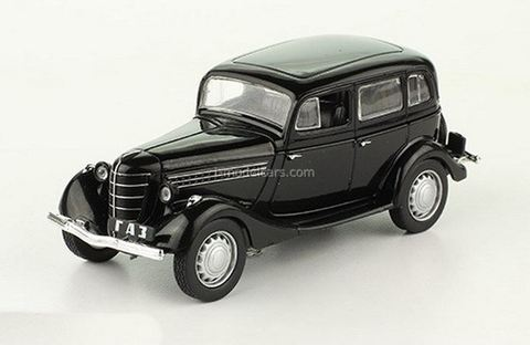 GAZ-11-73 1940-1948 black 1:43 DeAgostini Auto Legends USSR #255