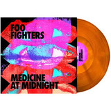 Foo Fighters / Medicine At Midnight (Limited Edition)(Coloured Vinyl)(LP)
