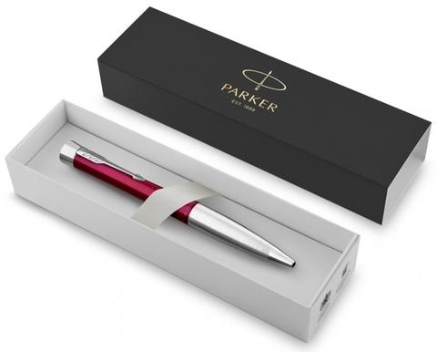 Шариковая ручка Parker Urban Vibrant Magenta CT M Blue123