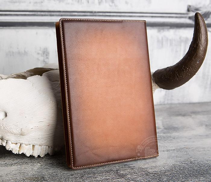 BY05-05-02 Подарочный кожаный ежедневник «Шерлок Холмс: Детали расследования» фото 08