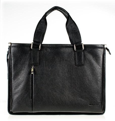 Мужская сумка из кожи Prensiti 09-233