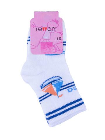 Носки rewon хлопковые детские для мальчиков