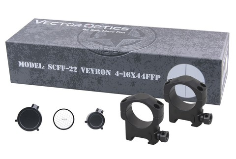 VECTOR OPTICS VEYRON 4-16X44 FFP