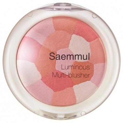 СМ Saemmul L Румяна придающие сияние Saemmul Luminous Multi Blusher 8гр (10702070/160619/0109151)