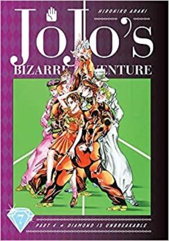 ARAKI, HIROHIKO: Jojo's Bizarre Adventure: Part 4-Diamond Is Unbreakable, Vol.7