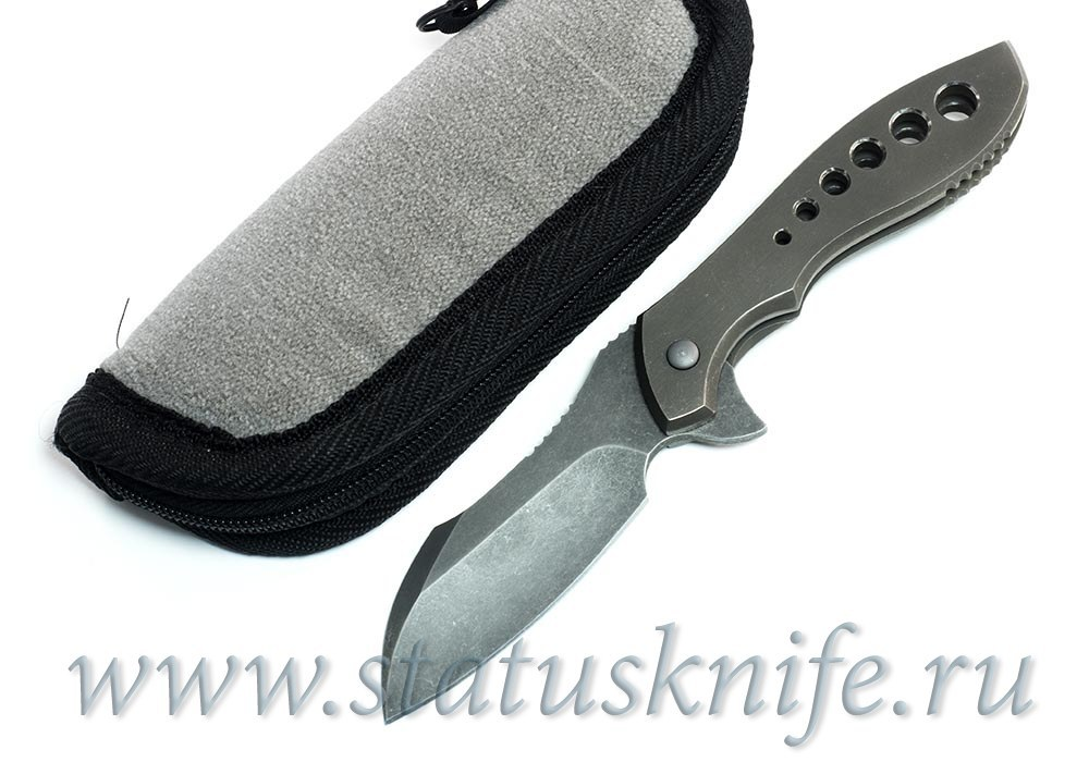 Нож Vanquish Jeremy Marsh Custom - фотография
