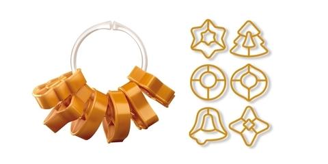 Формочки Рождественские украшения Tescoma DELICIA, 6 шт