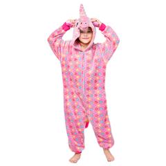 Кигуруми единорог звезда розовая