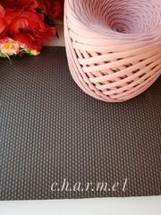 Микропористая резина 5 мм , цвет Коричневый, 40*25 см