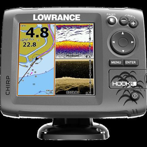 Lowrance HOOK-5