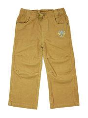 брюки вельветовые для мальчиков 311070