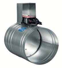 КОД-1М, EI-60 НО, диаметр Ф140 мм, BLF230