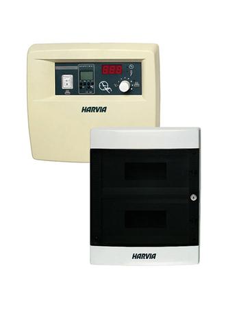 Блок управления Harvia C260, для электрокаменок, 26-34 кВт, артикул C26040034