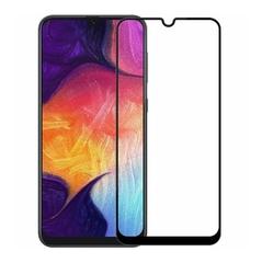 Защитное стекло Full Screen 5D для Samsung Galaxy A40, черное