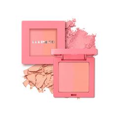 Румяна CORINGCO Pink Square Dual Cheek No_01 10g