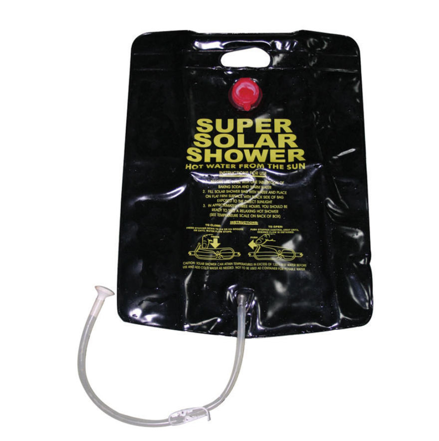 Water Shower Tank, flexible