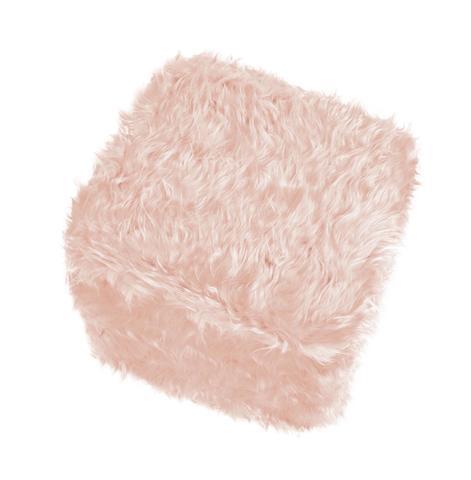 Пуф Yeti розовый