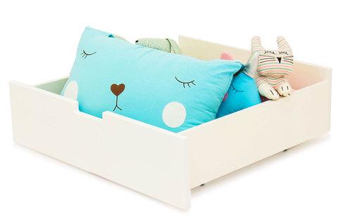 """Ящик для кровати """"Svogen белый"""""""