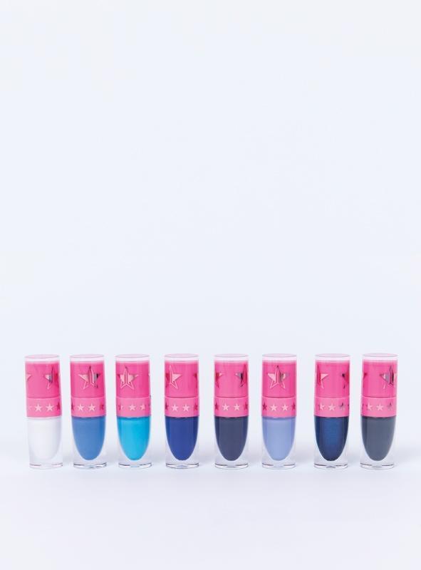 Jeffree Star Blue Blooded lipstick set