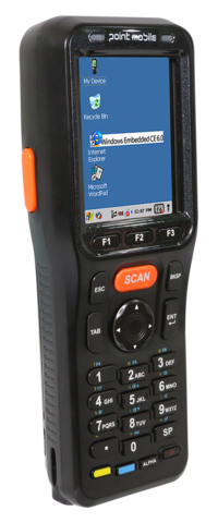 Терминал сбора данных Point Mobile PM200 P200WP52103E0T