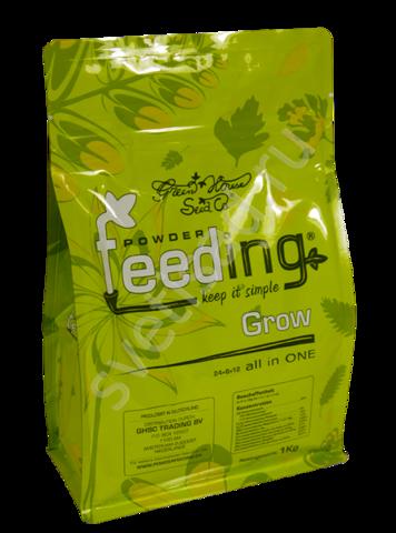 Powder Feeding Grow 2,5 kg