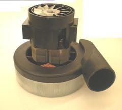 Мотор пылесоса 1100w (с отводом) 11me57